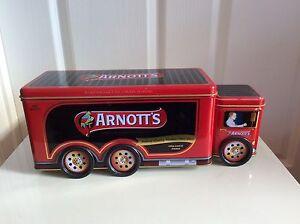 Arnott's Biscuit Tin Truck shape  A-142 West Launceston Launceston Area Preview