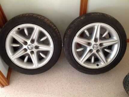 Holden Commodore vt ss wheels Bairnsdale East Gippsland Preview