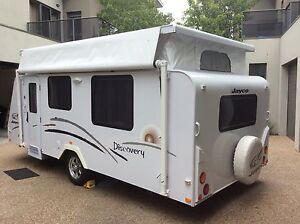 2009 Jayco Discovery Pop Top Caravan (Model 17.55-2) Heathmont Maroondah Area Preview