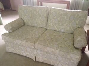 Love seat, vintage and in outstanding condition