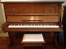 Piano Thurmer upright Nedlands Nedlands Area Preview