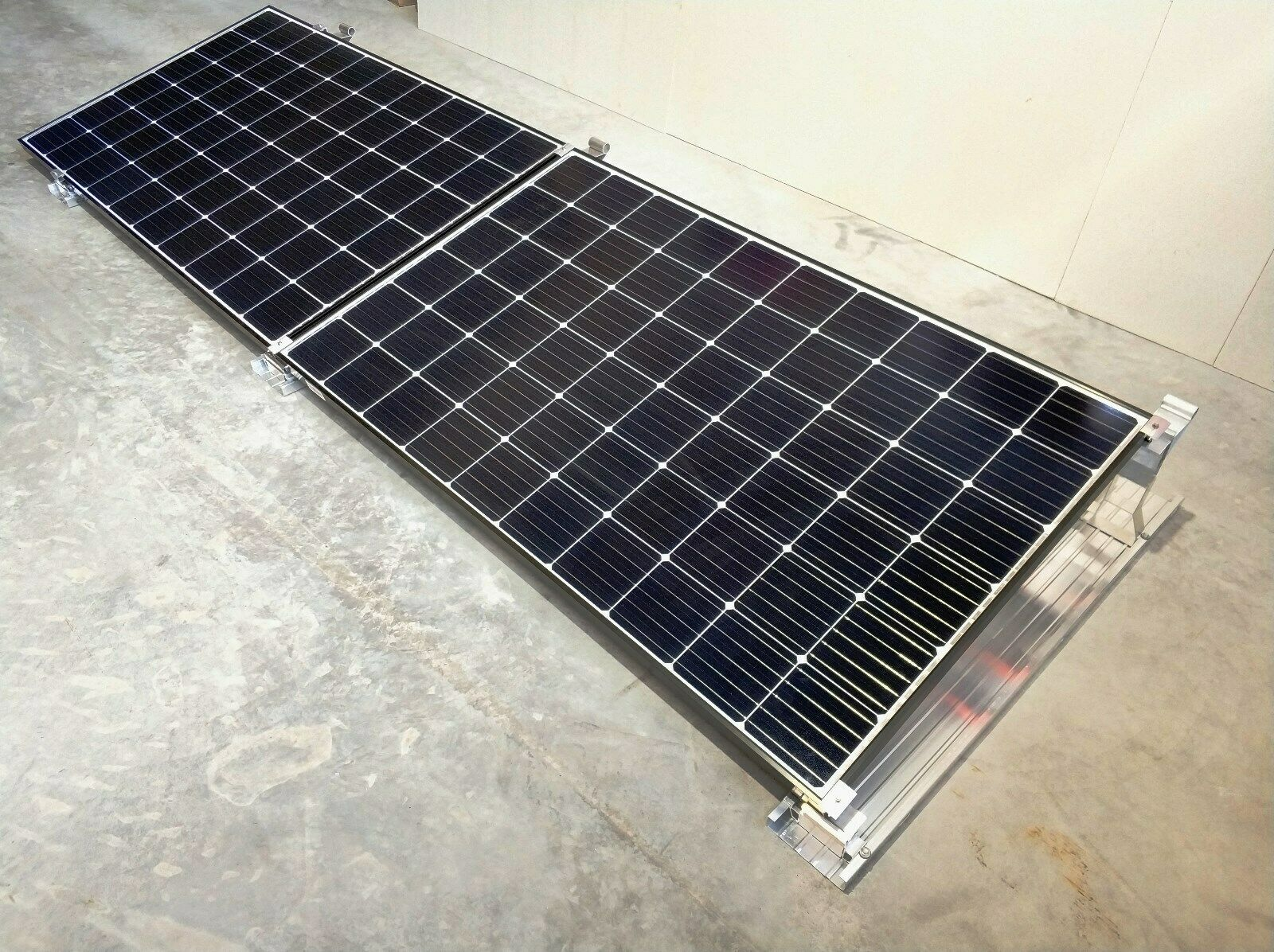 Solarenergie Solarmodul Halterung Befestigung Solarhalterung Solaranlage Dachbefestigung 51cm Sophisticated Technologies