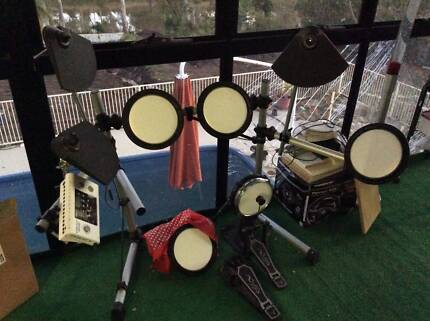 Legacy DD502 Electrical Drum kit Karalee Ipswich City Preview