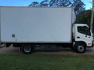 Pantech truck in exc condition Woombye Maroochydore Area Preview