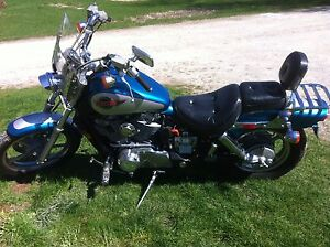 1993 Honda Shadow 1100