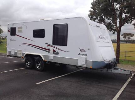 JAYCO STERLING 21' OUTBACK 2011 Gladstone Park Hume Area Preview