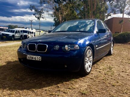 2003 BMW 3 M Sport E46 2.0 Lt Manual Hatch Fully Optioned