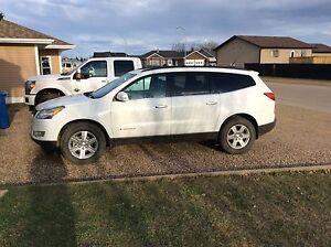 2009 traverse with warranty