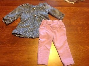Carters,  Baby Gap,  12 month girl outfits