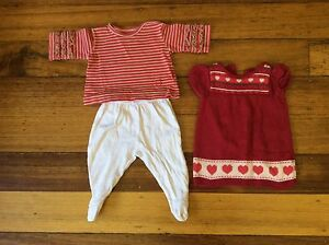 Bulk baby girl clothing, 3-6months, excellent condition Box Hill South Whitehorse Area Preview