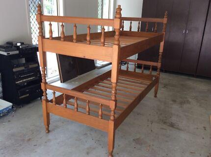 KIDS BUNK BEDS & SINGLE BEDS