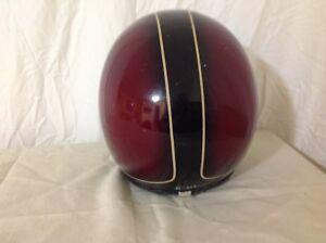 Motorcycle helmet vintage