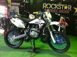 250CC KAYO T4 DIRT / TRAIL /ENDURO BIKE - BACK IN STOCK! Jimboomba Logan Area Preview
