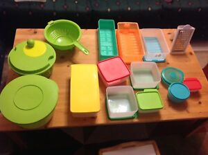 Lot of Tupperware (lifetime warranty)