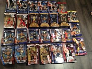 WWE Mattel Elite collection for sale