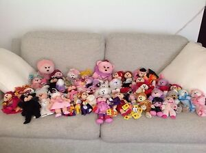 Beanie Kids Bears whole collection $300 Charlestown Lake Macquarie Area Preview