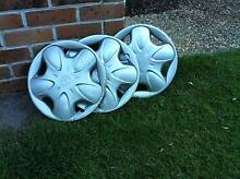 "Toyota 14"" wheel Trims Mountain Creek Maroochydore Area Preview"