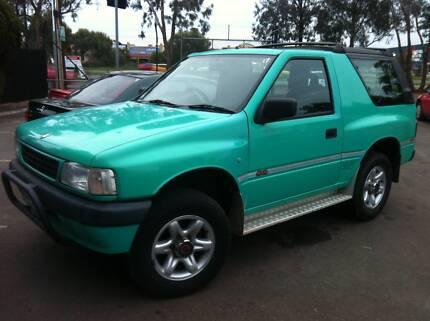 1998 Holden Frontera Wagon Para Hills West Salisbury Area Preview