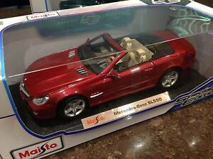 DIECAST CAR - MERCEDES BENZ SL550 Thornleigh Hornsby Area Preview