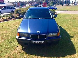 1995 BMW 316i  Hatchback 4 Cyl Auto fully optioned Woodbine Campbelltown Area Preview