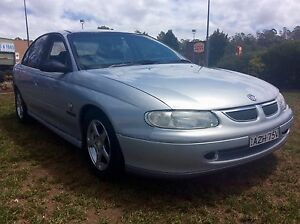 1998 Holden Commodore VT V6 Auto Sedan drives great June Rego Woodbine Campbelltown Area Preview