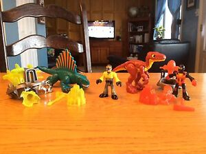 Dinosaures Fisher price