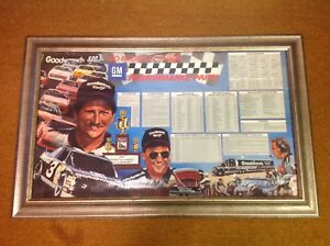 DALE EARNHARDT SR.  1992 GOODWRENCH 500 POSTER