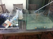 3 Aquariums with equipment Goodwood Unley Area Preview
