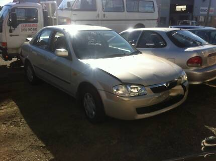 98 Mazda 323 wrecking - parts are available Brisbane Region Preview