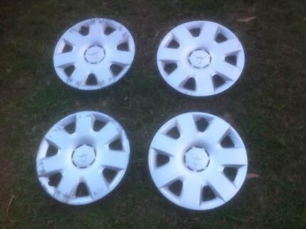 Mitsubishi Lancer CJ 2010 16 inch Wheel Trims Capalaba Brisbane South East Preview