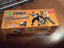 Zumba fitness kit (3 DVD's & toning sticks) Greensborough Banyule Area Preview
