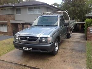 2004 Toyota Hilux Ute SOLD North Ryde Ryde Area Preview