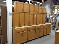 OAK KITCHEN CABINETS St. Catharines Ontario Preview