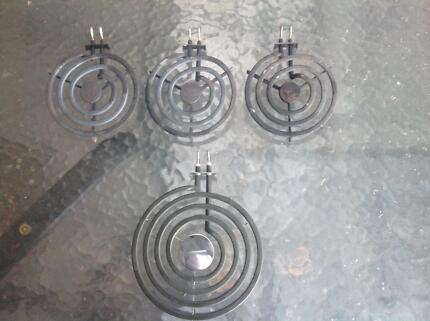 Stove elements Electrolux HP 4,,suit chef freestanding Grays Point Sutherland Area Preview
