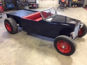 3/4 scale roadster pickup replica
