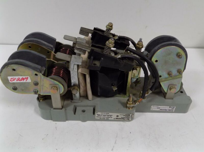 CUTLER-HAMMER SIZE 2 50AMP DC CONTACTOR 6002H357C