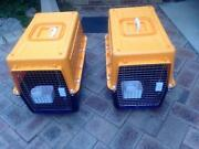 Pet travel cage Leeming Melville Area Preview