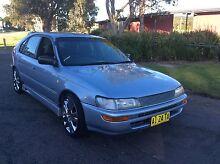 1995 Toyota Corolla Hatchback Mount Hutton Lake Macquarie Area Preview