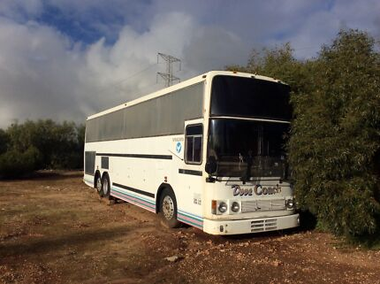 Volvo hideck motorhome unfinished project Hillbank Playford Area Preview
