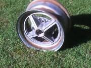 "Tasman Mag Wheel. 13"" * 6"" Alloy/ steel composite. Torana ford Redland Area Preview"