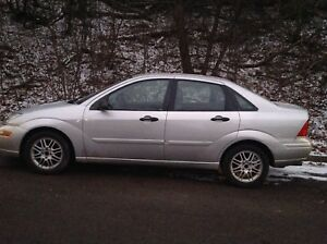 2002 Ford Focus Sedan 4door