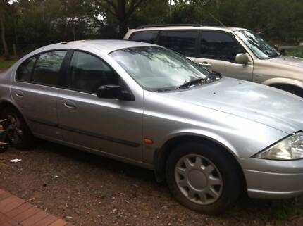 2001 Ford Falcon Sedan - uregistered buts runs well Wallalong Port Stephens Area Preview