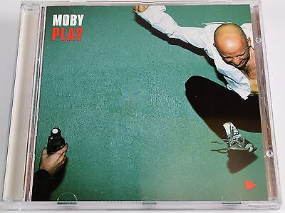 Moby Play CD Electronic Dance Techo Music BMG edition V2