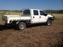 2004 Ford F250 Ute Central QLD Region Preview