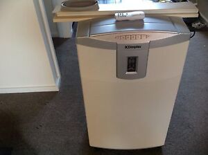 Dimplex portable air conditioner Hunters Hill Hunters Hill Area Preview