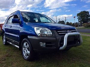 2006 Kia Sportage 4X4 V6 Auto SUV wagon 3 months Rego Woodbine Campbelltown Area Preview