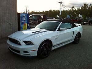 Ford Mustang GT 5.0 California Edition convertible 2014