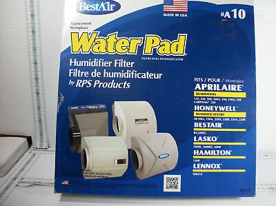 Best Air water pad humidifier filter for Aprilaire and other brands