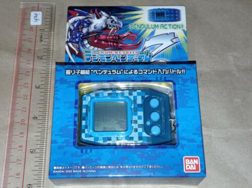 > ** Bandai Digimon Digital Monster Pendulum Z I Deep Savers (Blue) 2020