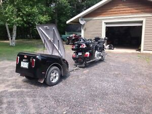 2006 Honda Gold Wing with Trailer